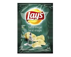 Image du produit Lay's - Lay's sel et vinaigre, 66 g