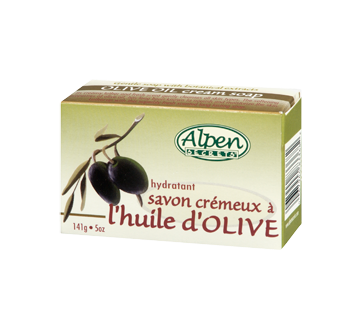 Savon crémeux à l'huile d'olive, 141 g