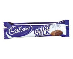 Image du produit Cadbury - Dairy Milk chocolat, 42 g