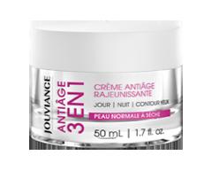 Image du produit Jouviance - Antiâge 3 en 1 crème rajeunissante, 50 ml, peau normale à sèche