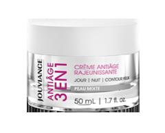 Image du produit Jouviance - Antiâge 3 en 1 crème rajeunissante, 50 ml, peau mixte à grasse