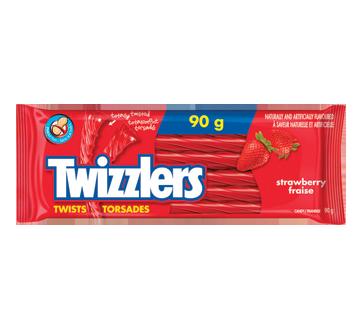 Twizzlers fraise, 90 g
