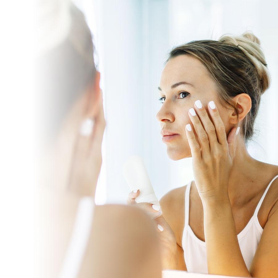Reconnaître votre type de peau