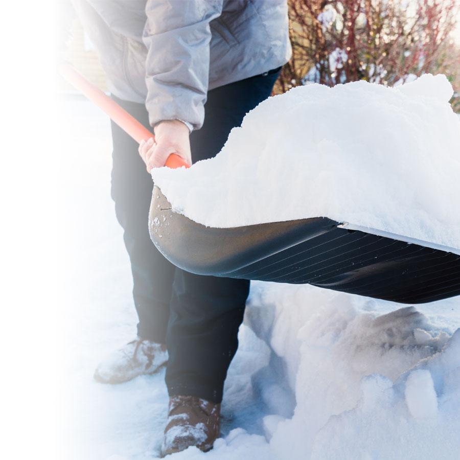 Comment protéger son dos en hiver