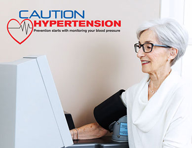 Caution Hypertension