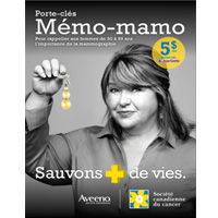 Let's Save More Lives Campaign of the Canadian Cancer Society