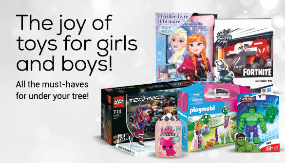 toys for girls and boys