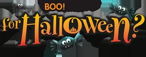 Boo! Ready for Halloween?
