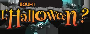 Bouh! Prêt pour l'Halloween?