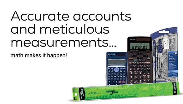 Accurate accounts ans meticulous measurements