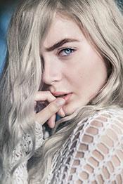 cheveux gris - Colorant Gris Alimentaire