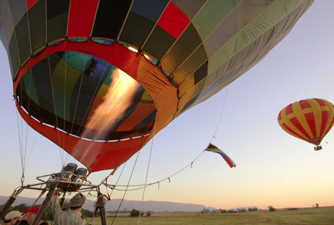 Follow our tips to make the most of these magical moments, whether you stay on land or hop aboard a hot-air balloon