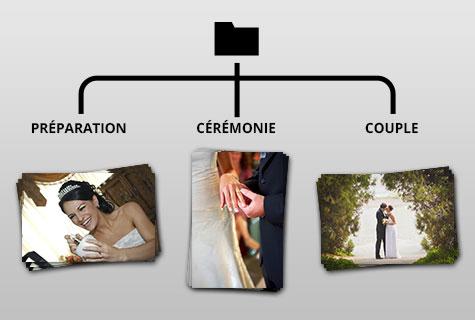 Assez Dix conseils pour réussir son livre photo de mariage   Jean Coutu XI11