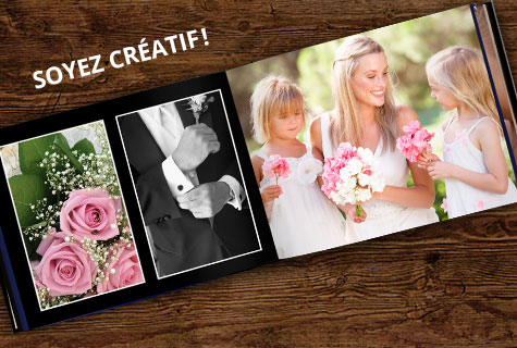 Célèbre Dix conseils pour réussir son livre photo de mariage   Jean Coutu FD73