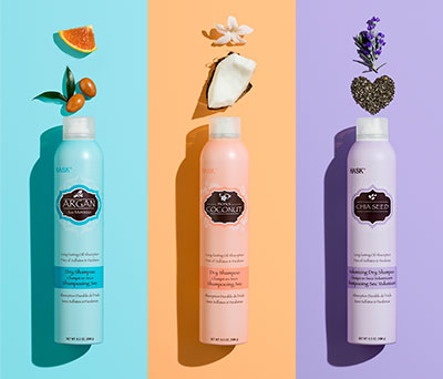 Hask - DRY SHAMPOO COLLECTION