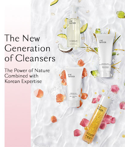 The new generation of cleansers inspired by Korean Beauty