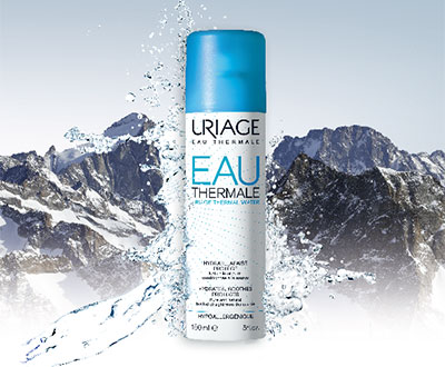 Pure, exceptional water, enriched by nature