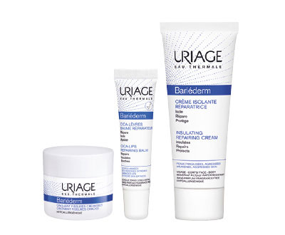 Bariéderm : for exposed and damaged skin