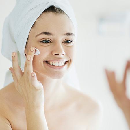 crème antirides efficace avec 40 ans de