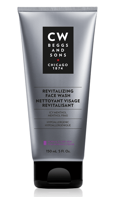 CW Beggs Revitalizing Face Wash