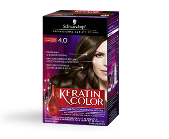 Schwarzkopf anti age Hair Color Keratin Color 4 0 Cappuccino
