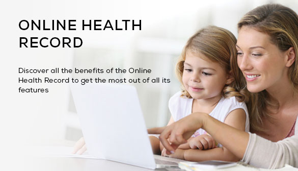 Online Health Record