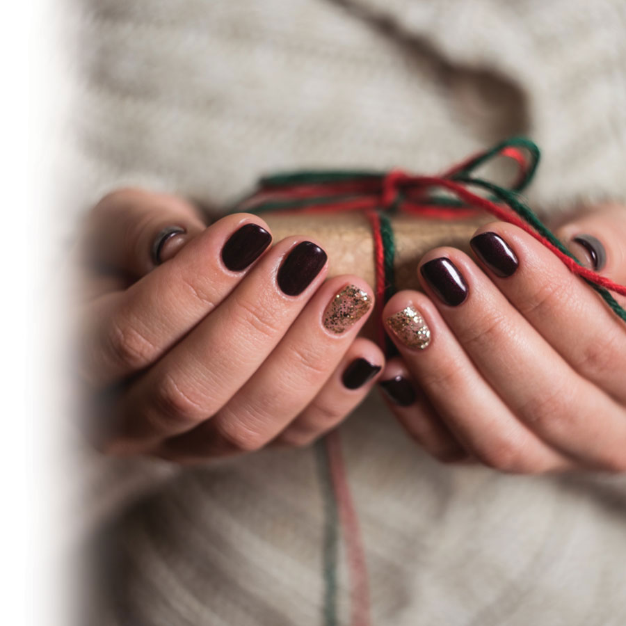 Fabulous nails for the Holidays