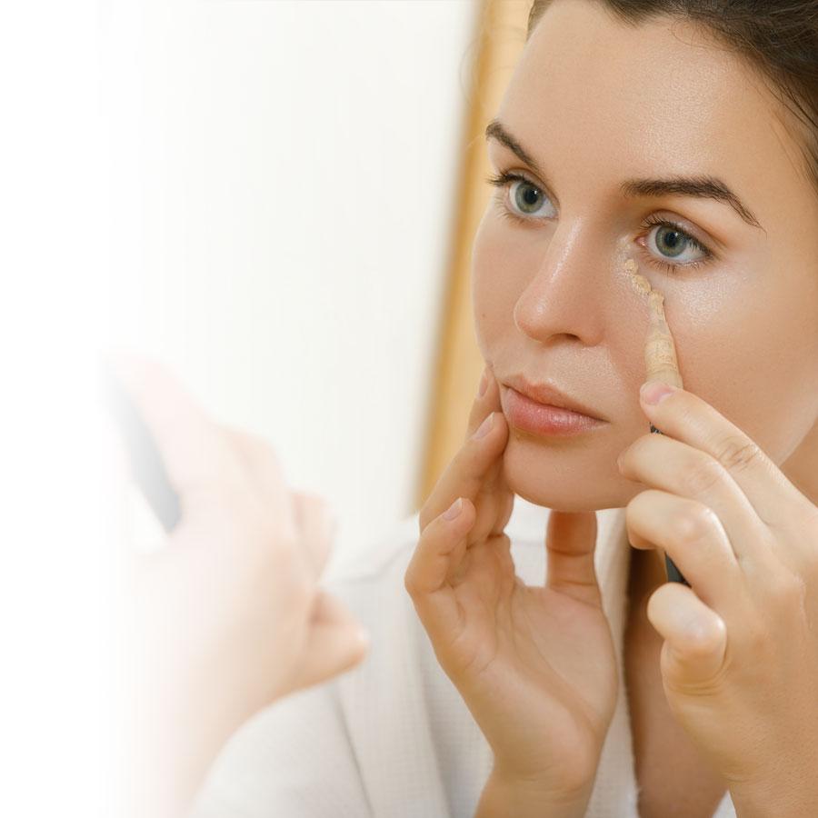 Camouflez efficacement les imperfections de votre peau