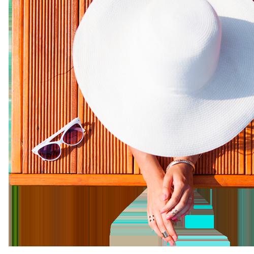 Les essentiels pour vos vacances au soleil