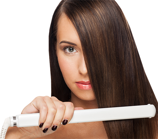 How to Choose and Use a hair straightener