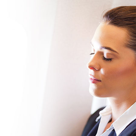 Plane trips: what to do when your skin gets a bad dose of altitude sickness