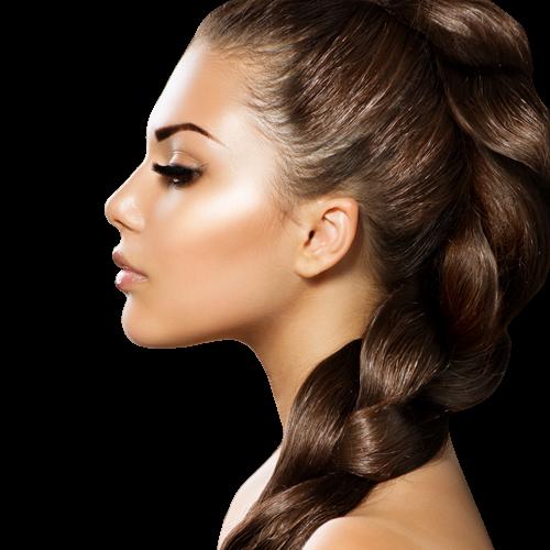 Sexy volume hair