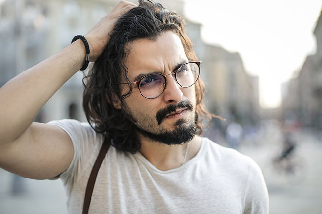 01a096c9b16b Men  a look at the latest hairstyles