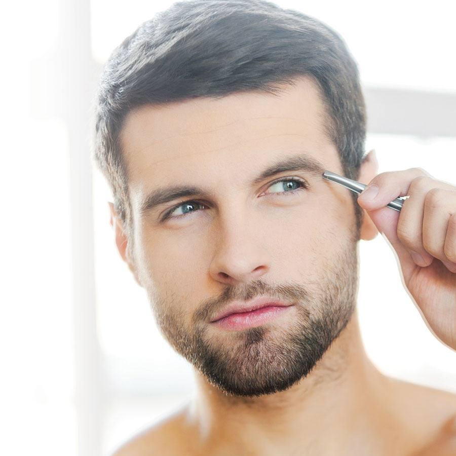 Men: how to get rid of unwanted hair?
