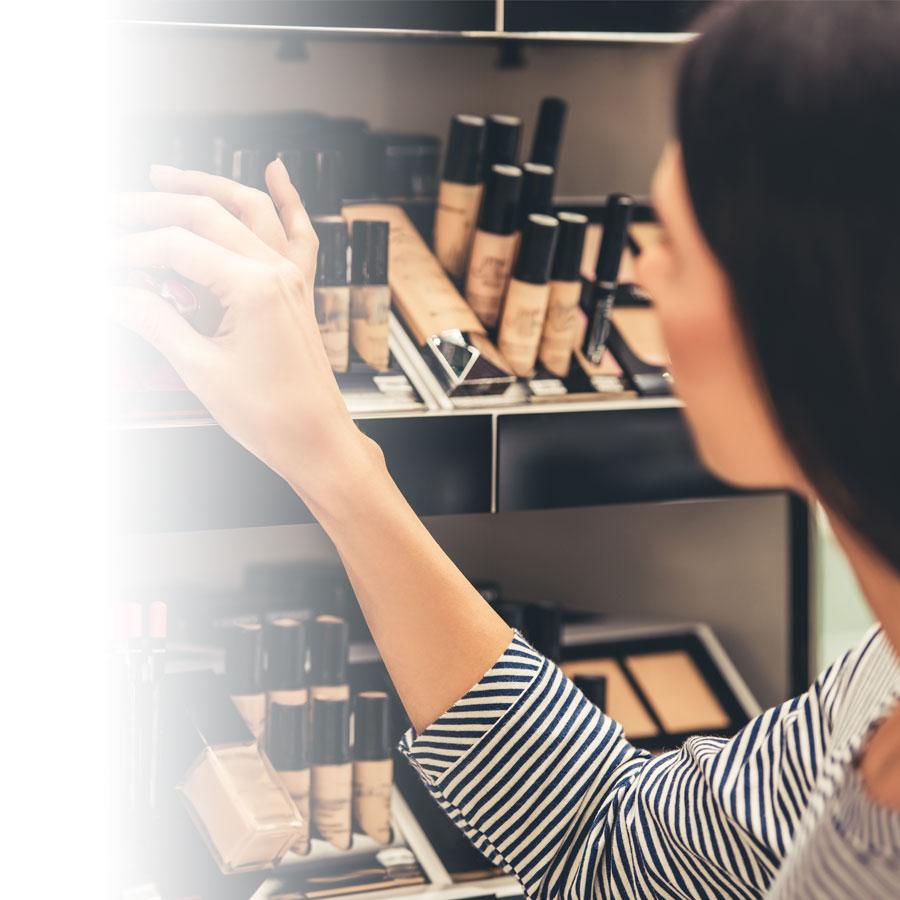 Comment magasiner ses produits de beauté comme une pro?