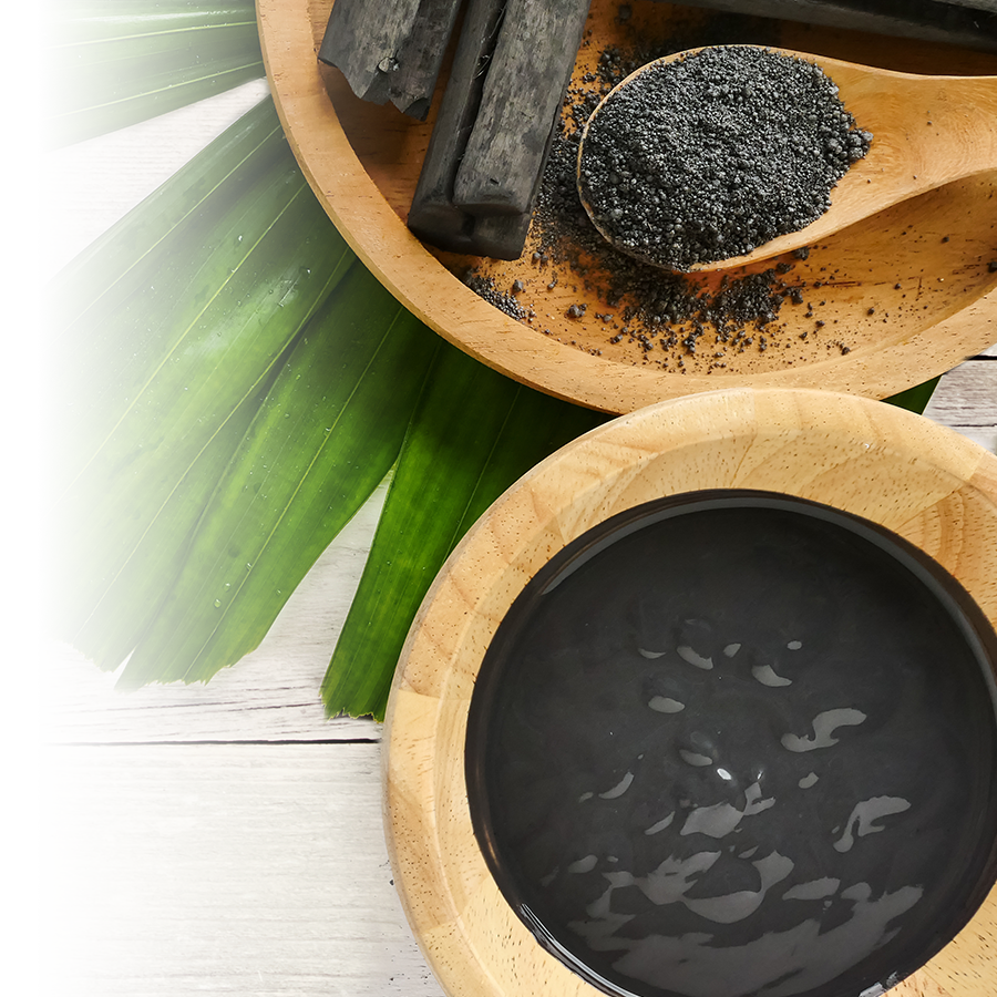 The beauty benefits of charcoal!