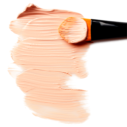 Sponge, fingers or brush: how to apply your foundation