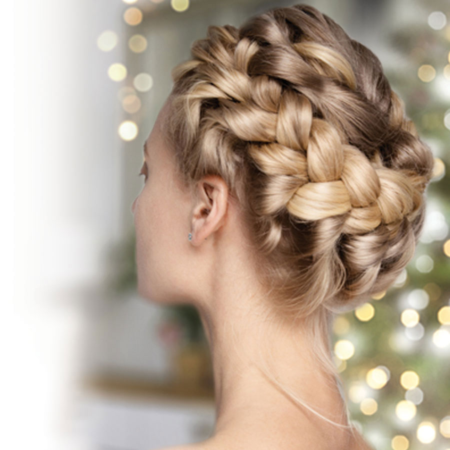 Seven outstanding Holiday hairstyles