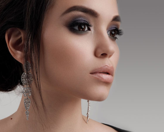 2729847d815 Holiday makeup  3 looks for 3 occasions