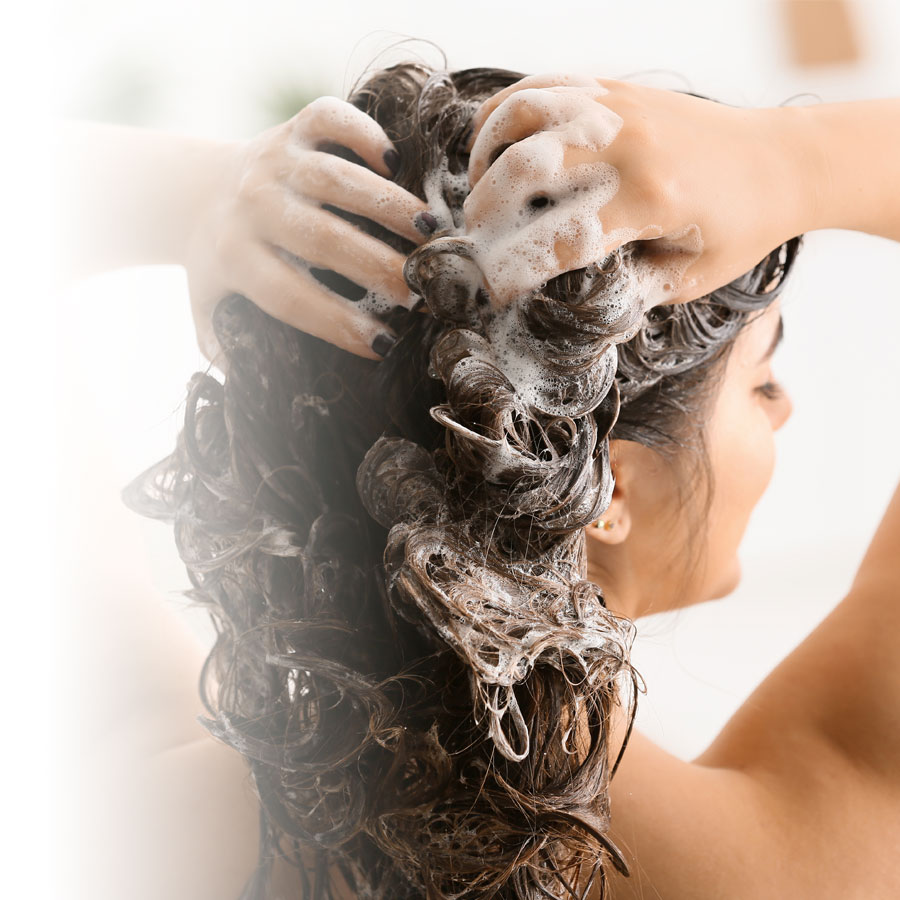 Are you washing your hair the right way?