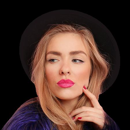Lèvres, paupières ou joues: comment porter le rose?