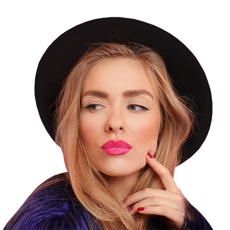 Lips, eyelids or cheeks: how do I wear pink?