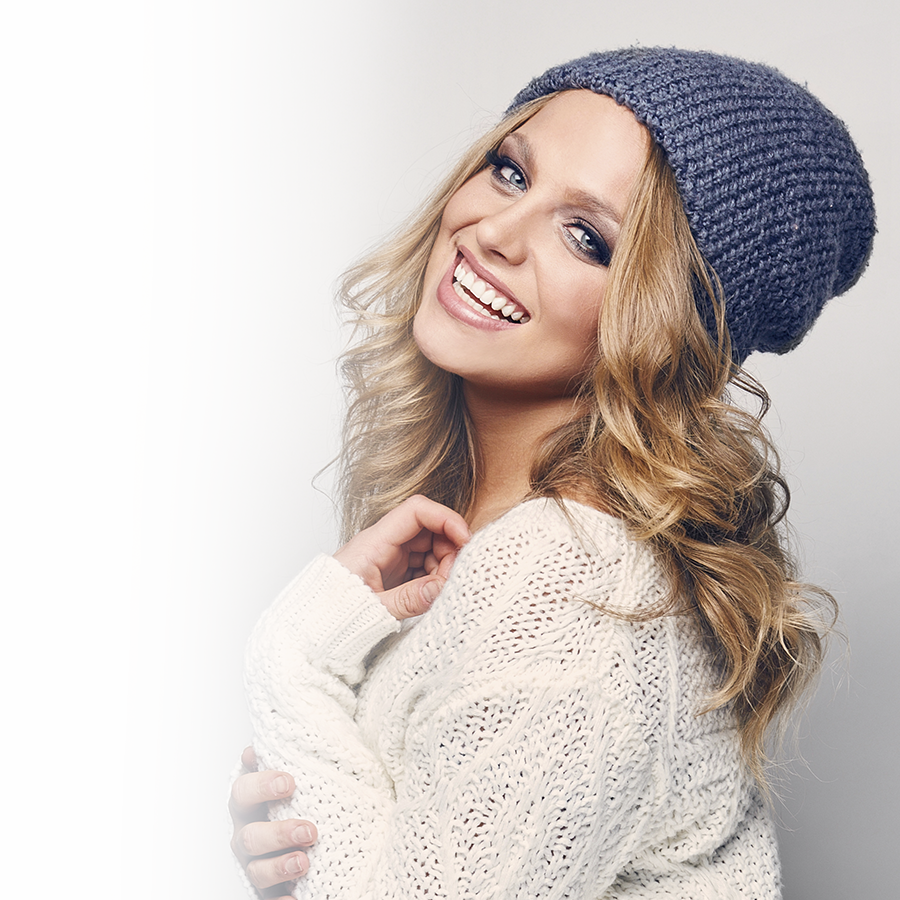 Winter hairstyles and tips