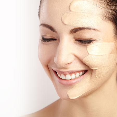 Maquiller une peau à condition particulière