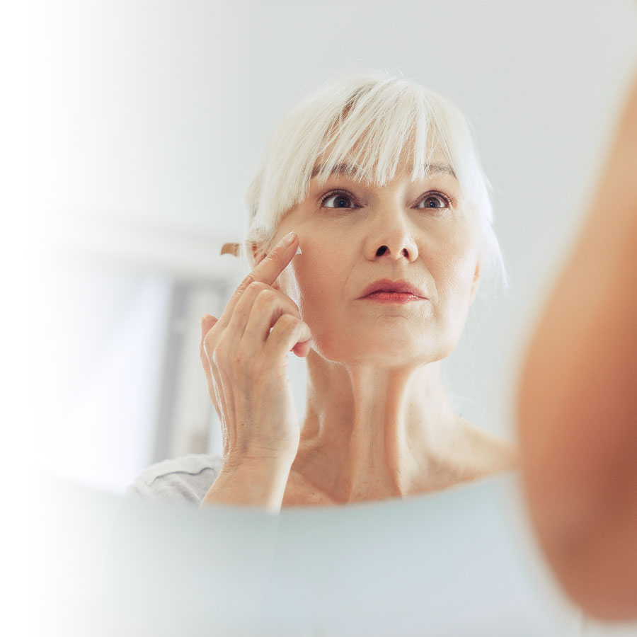 Your skin and menopause: how to reconcile the two