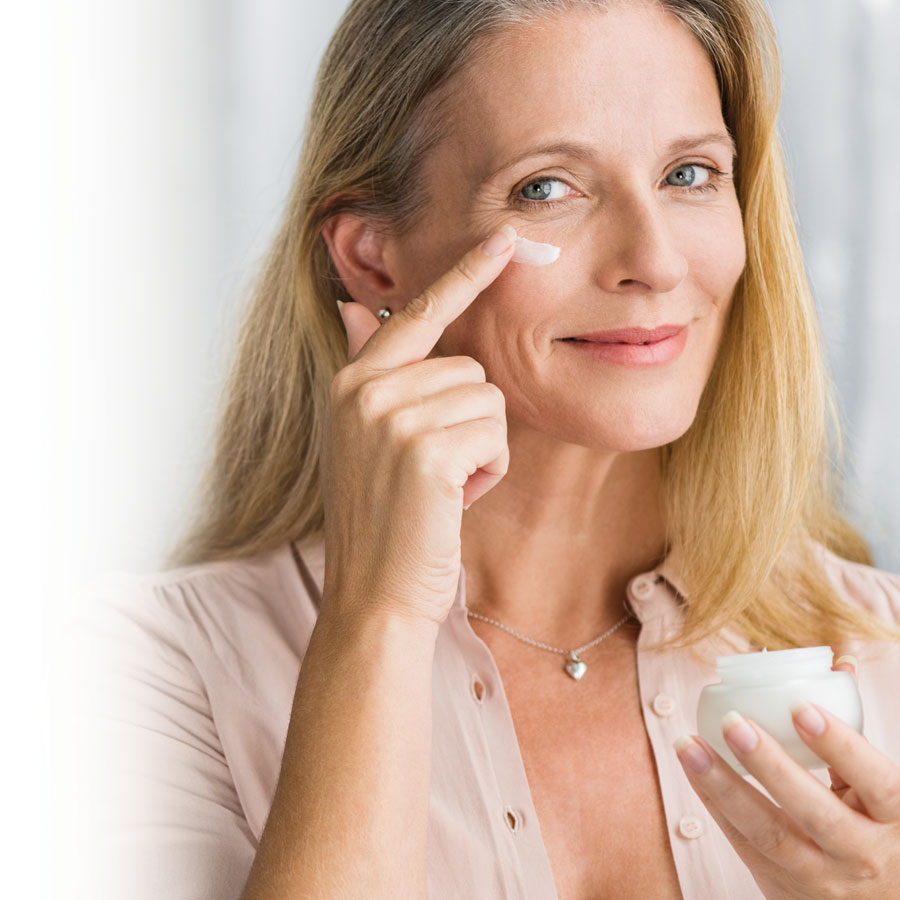 Collagen: an important part of your skin.