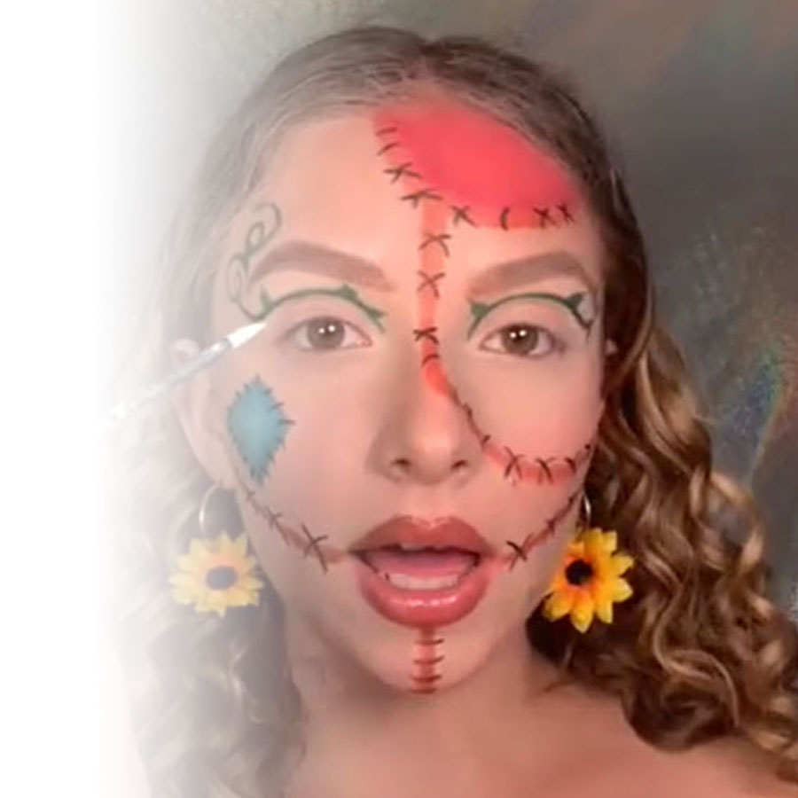 Four bewitching Halloween looks to try