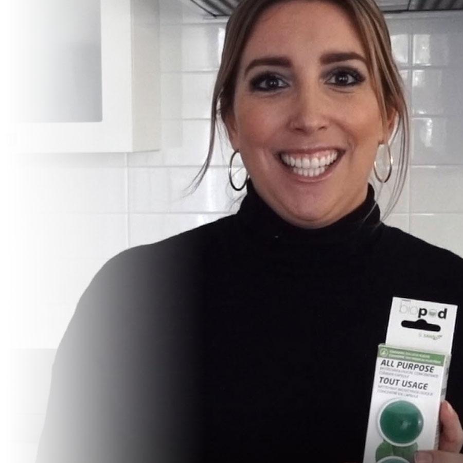 Les produits nettoyants SansZo testés (et approuvés!)