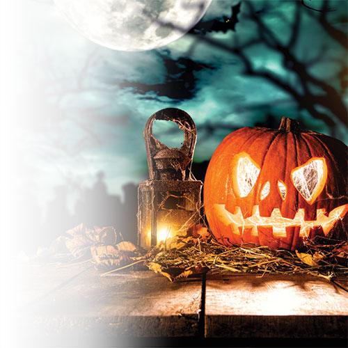 Photos d'Halloween: comment capter une atmosphère macabre