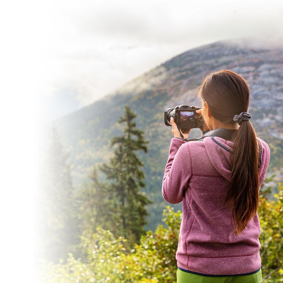 Landscape Photos: the Right Reflexes